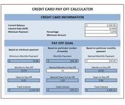 Credit Card Payment Tracker Spreadsheet Credit Card Payment Tracking Excel Template Melo In