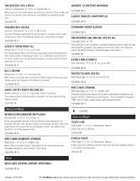 Beer Menu - Jaxx Pub & Grill