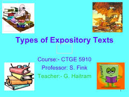 What Is Expository Text Expository Texts