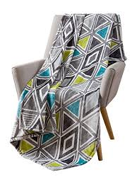 Patterned Throw Blanket