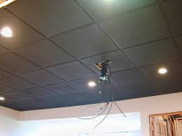 Image of: Stylish Drop In Ceiling Tiles 24