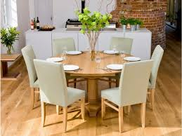 beautiful round dining table for 6 contemporary tables awesome