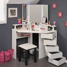 Parisot Corner Beauty Bar Dressing Table
