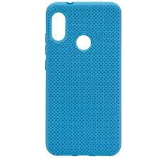 <b>Пластиковый бампер New Color</b> для Xiaomi Mi A2 Lite (голубой ...