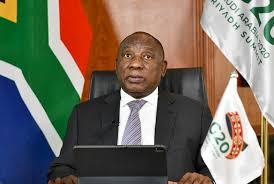 The latest tweets from @cyrilramaphosa Ramaphosa To Address South Africa This Evening On Lockdown