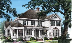 here to see an even larger picture colonial farmhouse southern victorian house plan