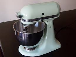 Kitchen Aid Ice Blue Kitchenaid Colourolgy Giveaway Listen To Lena