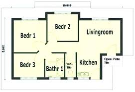 simple 3 bedroom house plans in south africa 40 more 2 bedroom home floor plans thepinkpony org