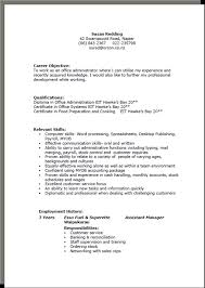 Housekeeper CV Sample happytom co