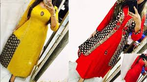 new latest selfie kurta collectionbeautiful cotton design ideas for office college wear random fashion stuff collect idea fashionable office a26 fashionable