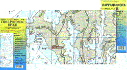 Philpott Lake Depth Chart Virginia Coastal And Lake Fishing Maps