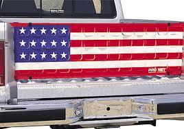 CoverCraft ProFlow American Flag Tailgate Net - AutoTruckToys.com