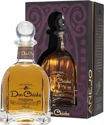 don chicho añejo tequila gift box