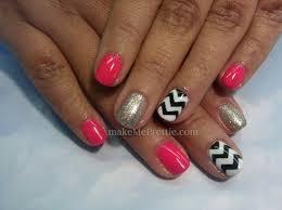 Gel Nails Designs Ideas chevron nails gel manicure mani nail designs yelp gel nail designs ideas