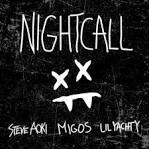 Nightcall album by Steve Aoki