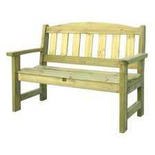 woodford 2 seater garden bench outdoorplay ie