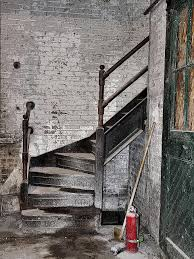 Image result for basement steps
