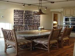 dining room gorgeous white shade bronze chandelier black eames dining chairs wonderful white wall mounted