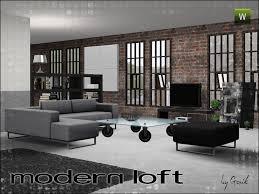 modern loft furniture. Modern Loft Living Furniture F