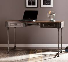 industrial look furniture. 57 Most Ace Industrial Style Office Furniture Lap Desk Side Table Urban Look Dining Vision
