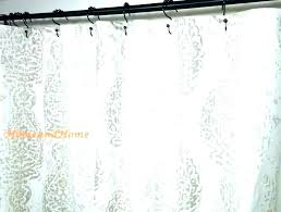 extra long shower curtain inch long shower curtain shower curtain extra long shower curtain liner inch