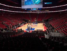 Little Caesars Arena Virtual Seating Chart Pistons Best