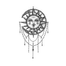 Moon Mandala Design Sacred Geometry Moon Mandala Tattoo Best Tattoo Ideas
