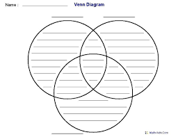 4 Set Venn Diagram Venn Diagram Creator Combined With 4 Set Diagram Generator Luxury