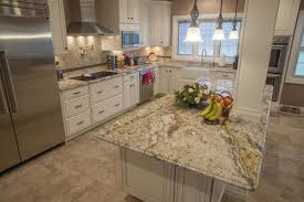 Colonial Gold Granite Kitchen Top 5 Light Color Granite Countertops