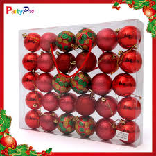 Wholesale Hot Sale Clear Plastic Christmas Ball Ornaments Christmas Ornaments Wholesale