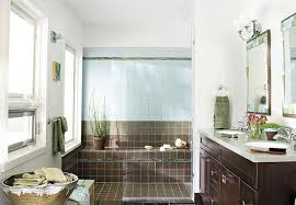 ideas for remodeling bathroom. Bathroom Remodels Ideas With Several Tile Colors In Contemporary Style For Remodeling