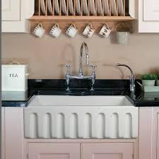 randolph morris 30 x 18 fireclay apron farmhouse sink apron kitchen sink kitchen sinks alcove