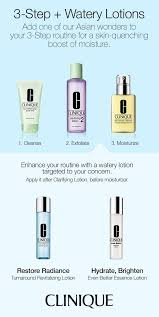 Enhance your skin care routine with a <b>watery lotion</b> targeted to your ...