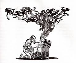 the story of pandora s box from greek mythology image source pandora s box