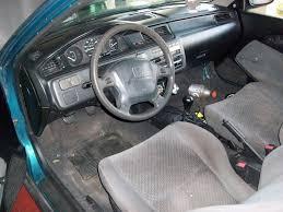 1995 honda civic hatch 4 trade