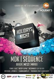 Holidays Club (Orchowo) - Meszi - 11.10.12