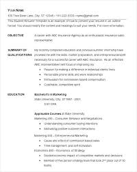 Easy Resume Templates Free Amazing Easy Resume Outline Basic Resume Examples For Jobs Resume Example