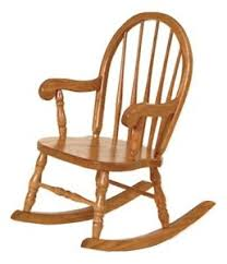 wooden rocking chair. Image Is Loading Classic-Childrens-Oak-Rocker-Bow-Back-Child-Wooden- Wooden Rocking Chair