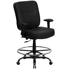 desk chair.  Chair Flash Furniture Black Leather OfficeDesk Chair Intended Desk