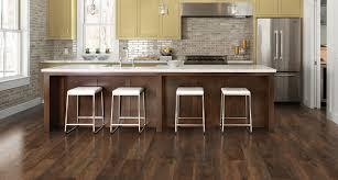 Kitchen With Laminate Flooring Lumbermill Oak Pergo Maxar Laminate Flooring Pergoar Flooring