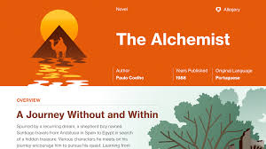 course hero the alchemist column five