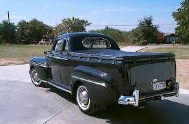 1948 Mercury Coupe Utility (Australia) | UTE | Pickup trucks ...