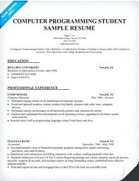 Cover Letter For Computer Science Sample Computer Science Cover Letter Computer Science Student Resume