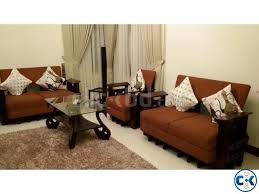 hatil wooden sofa design. Fine Hatil Hatil Sofa Set Like Brand New Bd Throughout Wooden Design T
