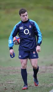 George Ford of England | Hot rugby players, Rugby boys, Rugby men