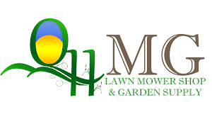 lawn mower logo png. m\u0026g lawn mower shop and garden supply logo png