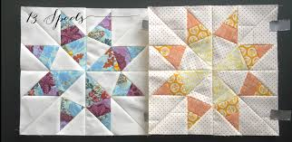 Texas Star Quilt Block - Free Paper Piecing Pattern - 13 Spools & Texas Star Quilt Block – Free Paper Piecing Pattern Adamdwight.com