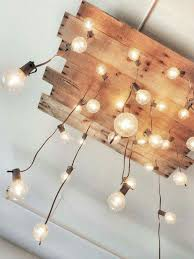 15 natural diy wood chandelier ideas