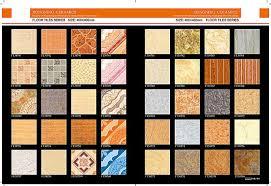 Different Types Floor Tiles