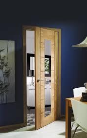 interior clear glass door. Internal Oak Palermo 1 Light With Clear Glass Door - MODA Doors 2 Interior